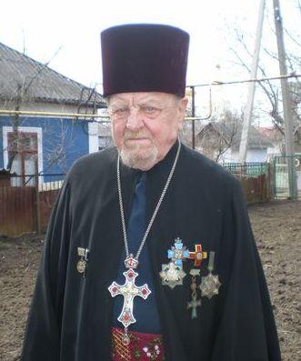 Протоиерей Всеволод Страшевский